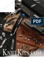 KnifeKits Catalog 2011