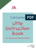 Call Center Litttle Instruction Book