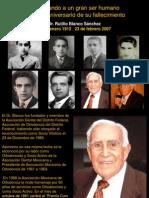 DR. RUTILIO BLANCO SÁNCHEZ. Recordando a un gran ser humano.
