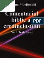 William MacDonald-Comentariul Biblic Al Credinciosului-NT
