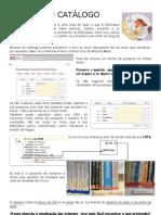 consulta de catálogo