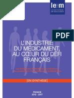 Synthèse - Plateforme Politique Leem