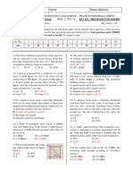 Compre_Complete Q-Paper & Solution