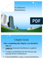 Discrete and Continuous Probability Distributions PPT @ BEC DOMS