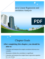 Linear Regression and Correlation Analysis PPT @ BEC DOMS