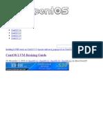CentOS CentOS LVM Resizing Guide
