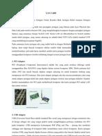 Materi LAN Card