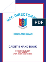 Ncc-CadetHandbook