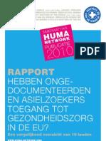 HUMA Rapport Dokters van de Wereld