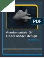 FundamentalsOfPaperModelDesignByPixelOzDesignsLowResVersionEdition1-1
