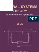 General Systems Theory a Mathematical Approach