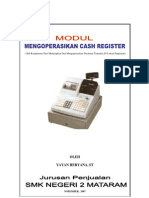 Modul Cash Register