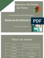 Trabalho de Fundamentos Prof. Oliveira
