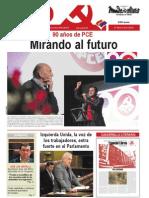Mundo Obrero, nº 244, enero 2012