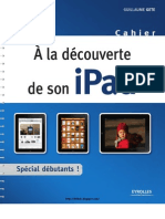 A La Decouverte de Son iPad