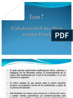 Tema 7 Manejo Del Suelo