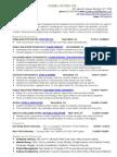 PR & Writing Resume