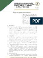 Edital Nº 0042012
