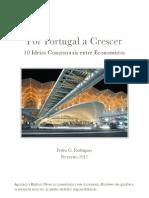Pôr Portugal a Crescer