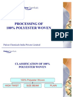 Polyester Processing