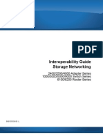 2012 Qlogic Storage Area Networking Interoperability Guide