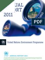 Unep Annual Report 2011