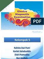 Electro Diagnostic Examination 2011 NEW