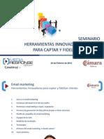 Seminario Email Marketing