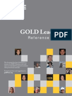 GOLD Leadership Reference Manual