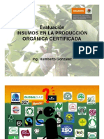certificaciones orgánicas