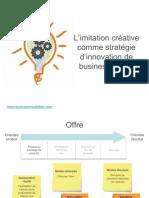 L'imitation créative comme stratégie d'innovation de business model