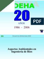 9 Aspectos Ambient Ales en Ing de Rios Oct 05