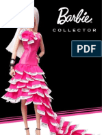 Catalogo Barbie Collector 2012