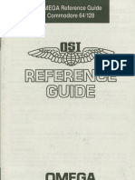 Omega - Reference Guide - C64_128