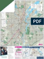 Belfast Map Translink