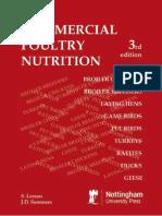 COBB Broiler Nutrition Guide | Broiler | Nutrition