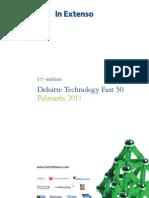Palmares Deloitte Technology Fast50 2011