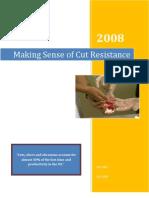 Understanding Cut Resistance