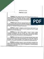 Ocean County, NJ resolution against Agenda 21