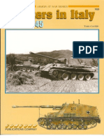Panzers in Italy 1943-1945 (English)