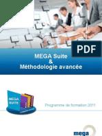 Mega Training Calendar 2011 Fr