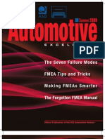 Tips for Fmea