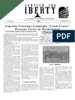 The Volunteer, February 1941, Part I