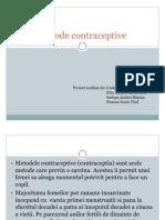 Metode Contraceptive