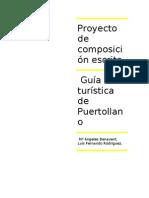 Proyecto de composición escrita para alumnos de 2º de ESO