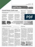 Mídia Impressa - Jornal do Comércio e O Nacional - 09/02/2012