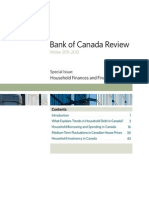 Bank of Canada Review - Winter 2011-2012