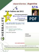 Primer STS en Uruguay Monte Video)