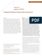 Status and Prospects of Association Mapping in Plants