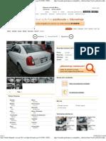 Autos Sedán Hyundai Accent 2011 en Quito Ecuador por $15200 - PATIOTuerca